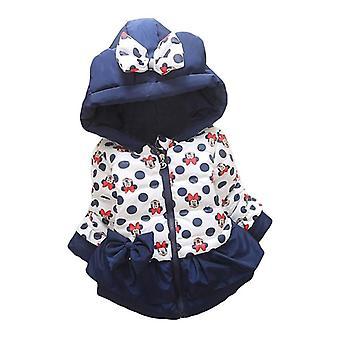 Girls Jackets Fashion Minnie Cartoon Clothing