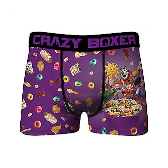 Crazy Boxers Kellogg's Cereal en personages All Over Boxer Slips