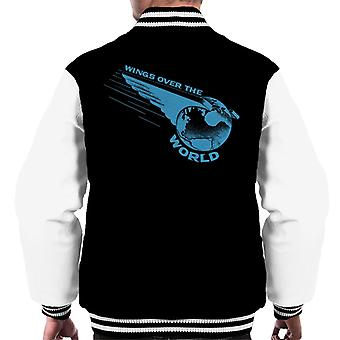 Pan Am Wings Over The World Men's Chaqueta Varsity