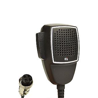 TTi AMC-5011 4-nastainen mikrofoni TCB-550 / 550HP / 1000 ja Alan 100 B -radioasemalle C442.09