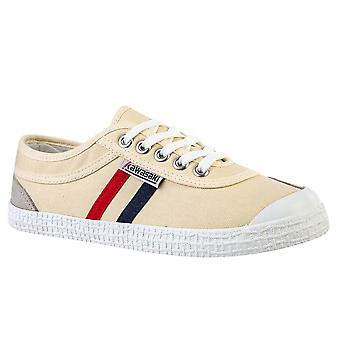 KAWASAKI FOOTWEAR - Retro canvas shoe - rosy sand - men's footwear