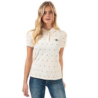 Camiseta de Henri Lloyd para mujer en blanco