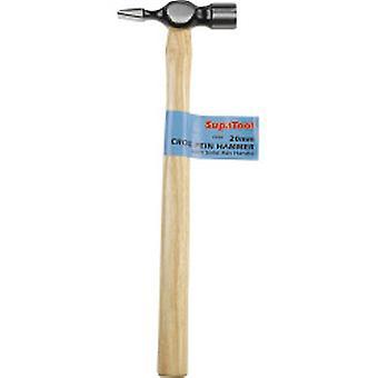 SupaTool kereszt pein kalapács 20mm