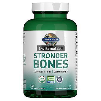 Garden of Life Dr. formuleret stærkere knogler, 150 Faner
