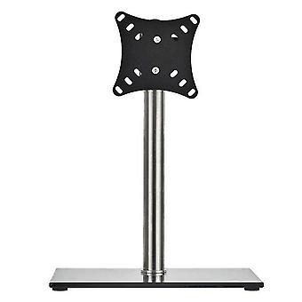 Single arm lcd led monitor tv bracket desk stand for 13-27 inch screen az13282