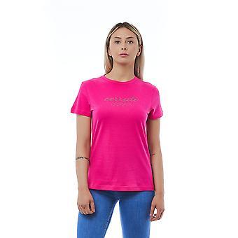 T-shirt Fuchsia Cerruti 1881 Woman