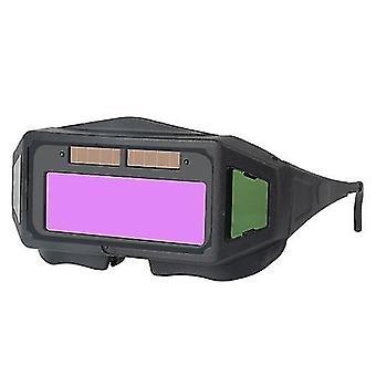 Automatico Variabile Luce Saldatura Occhiali Saldatura Protezioni Antiglare Saldatura Occhiali Utilità