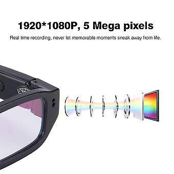 Mini Hd bril camera bril video audio recorder cam full hd 1920 * 1080p