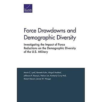 Force Drawdowns and Demographic Diversity: Investigating the Impact of Force Reductions on the Demographic Diversity...
