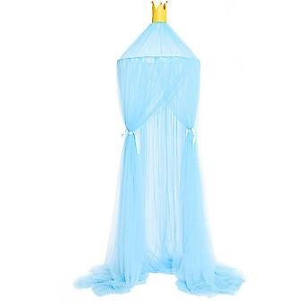 Childrens Thick Dome Colored Mosquito Net