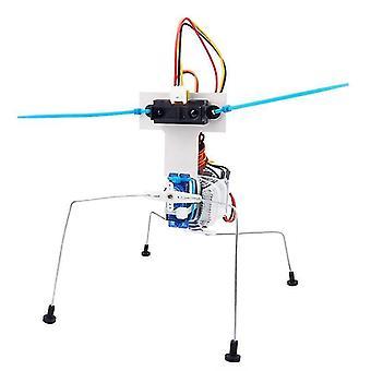 الروبوتية اللعب arduino الحشرات الروبوت سيارات نانو 3.0 بداية عدة الروبوتات تعلم التعليمية