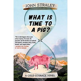 What Is Time To A Pig by John Straley