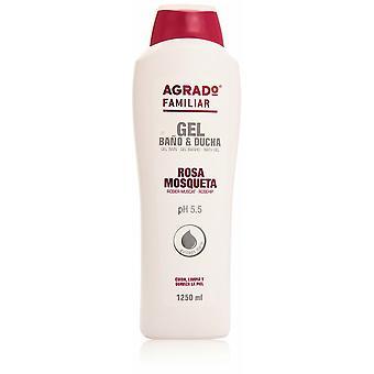 Shower Gel Agrado Rosehip (1250 ml)