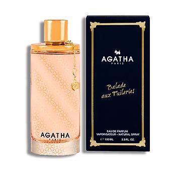 Women's Perfume Balade Aux Tuileries Agatha Paris (100 ml) EDP