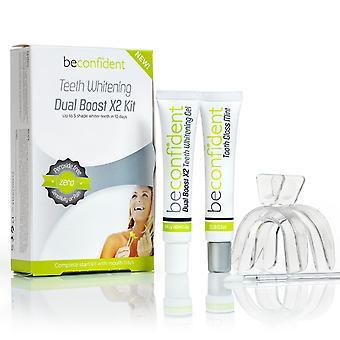 Teeth Whitening Dual Boost X2 Kit