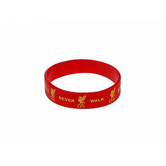 Liverpool FC Official Football Silicone Wristband