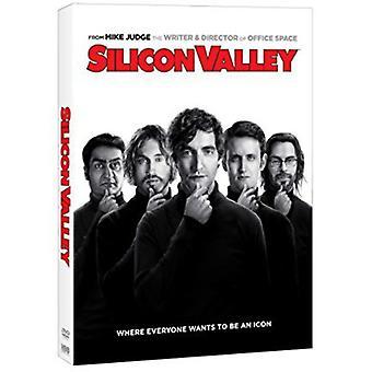 Silicon Valley: Komplett första säsong [DVD] USA import