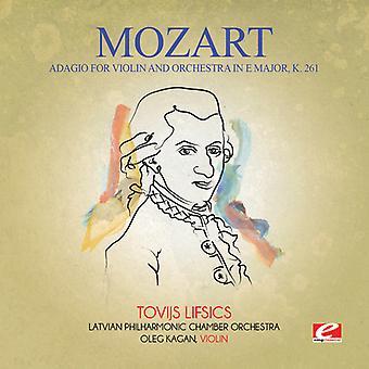 Mozart - Adagio viulu & Orkesteri E suurimpien K. 261 yhdysvaltalaisten tuonti