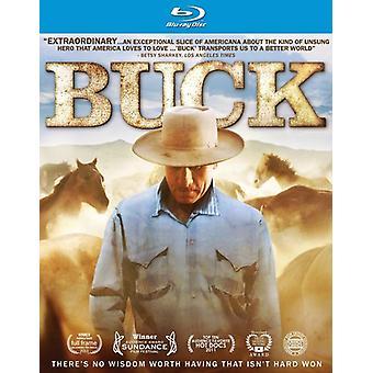 Buck [BLU-RAY] USA import