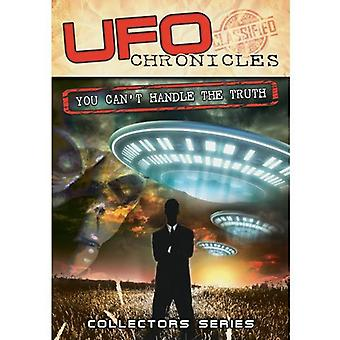 Ufo Chronicles: You Can't Handle the Truth Collect [DVD] USA import