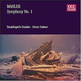 G. Mahler - Mahler: Symphony No. 1 [CD] USA import