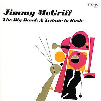 Jimmy McGriff - Big Band-Tribute to Basie [CD] USA import