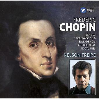 Chopin / Freire - oeuvres pour Piano [CD] USA import