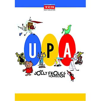 Upa Jolly Frolics [DVD] USA import