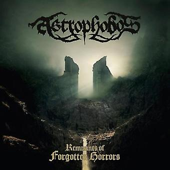Astrophobos - Remnants of Forgotten Horrors [CD] USA import