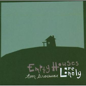 Tom Brosseau - Empty Houses Are Lonely [CD] USA import