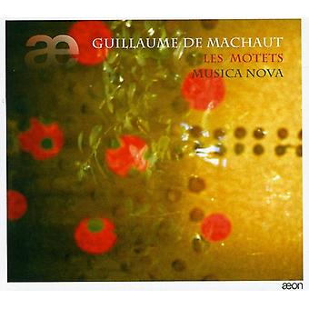 G. de Machaut - Guillaume De Machaut: Les Motetten [CD] USA import