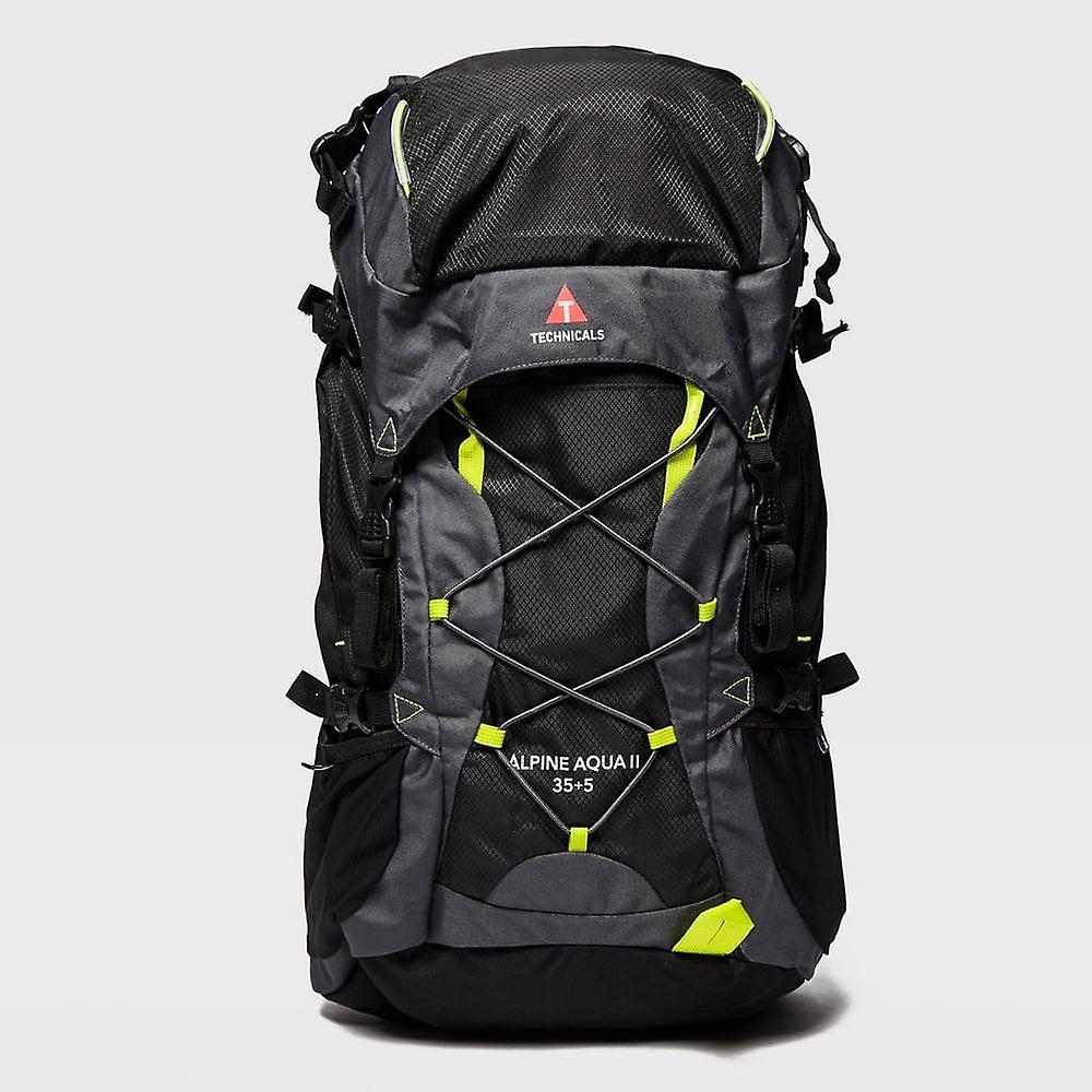 New Technicals Alpine Aqua II255 Litre Daysack Travel Bag