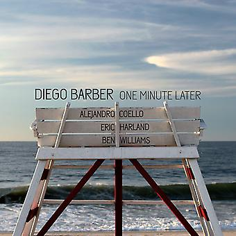 Diego Barber - One Minute Later [CD] USA import