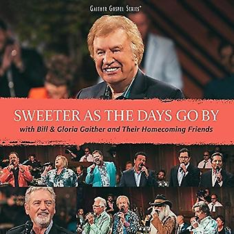 Sweeter as the Days - Sweeter as the Days [CD] USA import