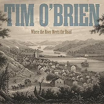 Tim O'Brien - Where the River Meets the Road [CD] USA import