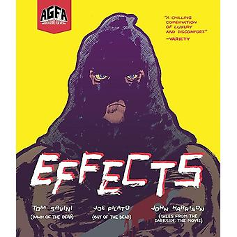 Effekter [Blu-ray] USA import