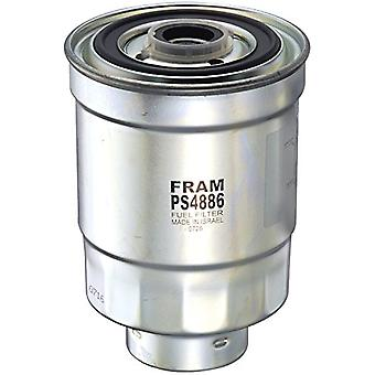 FRAM PS4886 Fuel and Water Separator Spin-On Filter