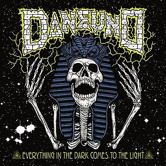 Dane Uno - Everything in the Dark Comes to the Light [CD] USA import
