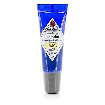 Intense Therapy Lip Balm Spf 25 With Lemon & Shea Butter - 7g/0.25oz