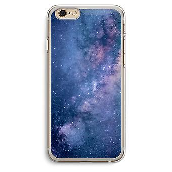 iPhone 6 Plus / 6S Plus Transparent Case (Soft) - Nebula