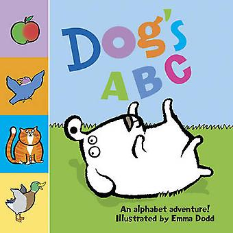 Dogs Abc by Illustrated by Emma Dodd