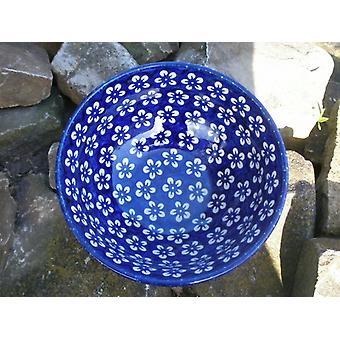 Ciotola Ø 17-18 cm, ↑7 cm, vol. 500 ml, Bolesławiec BSN blu, J-2333