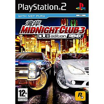 Midnight Club 3 DUB Edition Remix (PS2) - Nieuwe fabriek verzegeld