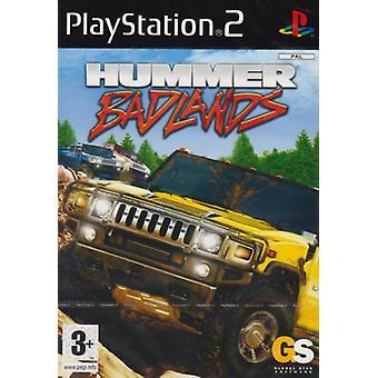 Hummer Badlands (PS2) - Som ny