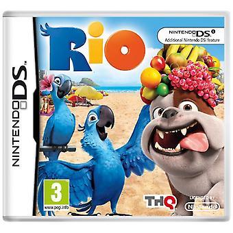 Rio (Nintendo DS)-nytt