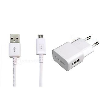 Samsung adapter power supply ETA-U90EWE charger DG925, white, Galaxy S3 S4 A5 note