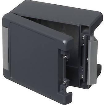 BOPLA BA 141309 F-7024 Caja Universal 159 x 128 x 90 aluminio grafito gris (RAL 7024) 1 PC
