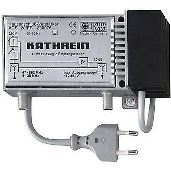 Amplificatore TV via cavo di Kathrein VOS 20/FR 20 dB