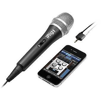 iRig Mic Handheld Mikrofon komórkowy Typ transferu: Przewodowy z klipem