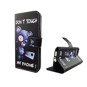 Handyhülle Tasche für Handy Huawei Nova Bär mit Beil